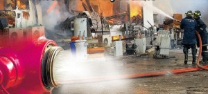 Jamaica's water provider wants fire brigade to pay for water used to fight fires.