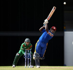 Big-hitting Martin Nurse could be among the Barbadians lighting up the CPL.
