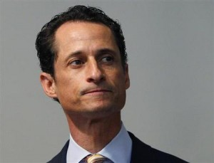 Former US Representative Anthony Weiner is running for New York City mayor.