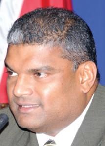 Anand Ramlogan.