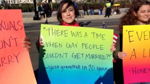 USA gay marriage