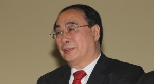 Secretary General of the SIDS Conference, Wu Hongbo.