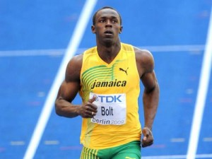 Olympic champion Usain Bolt among the 44 Jamaicans tested.