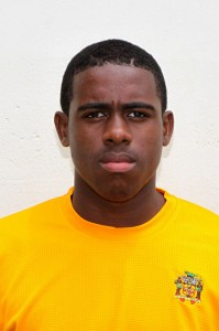 Fabian Allen made an unbeaten half-century in Jamaica's victory.