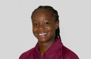 Shaquana Quintyne's timely knock saw Barbados to victory over St. Vincent & the Grenadines.