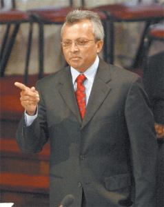 Minister Ganga Singh