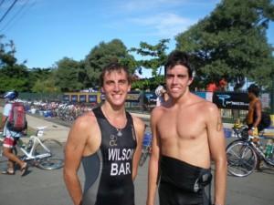 Jason Wilson and Matthew Wright.