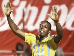 Jermaine 'Tuffy' Anderson scored for Jamaica.