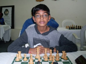 Nitin Mahtani is among the chess leaders.