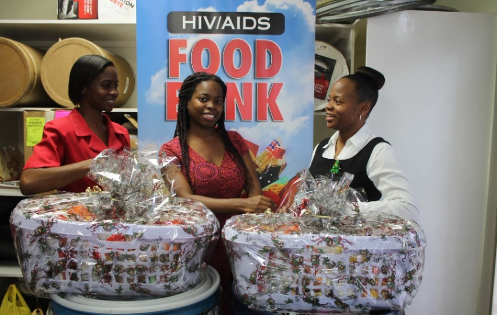 hiv food bank