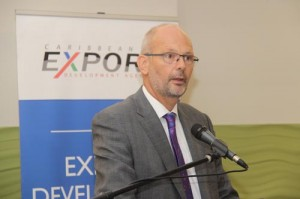 Mickael Barfod, head of EU delegation to Barbados and the Eastern Caribbean states