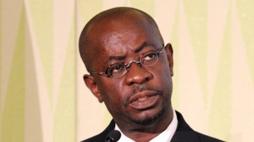 Former finance minister in Grenada, Nazim Burke.