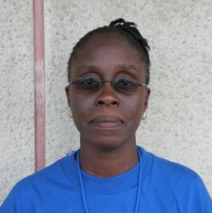 Julie Phillips, coach of the Barbados U-16 netball team