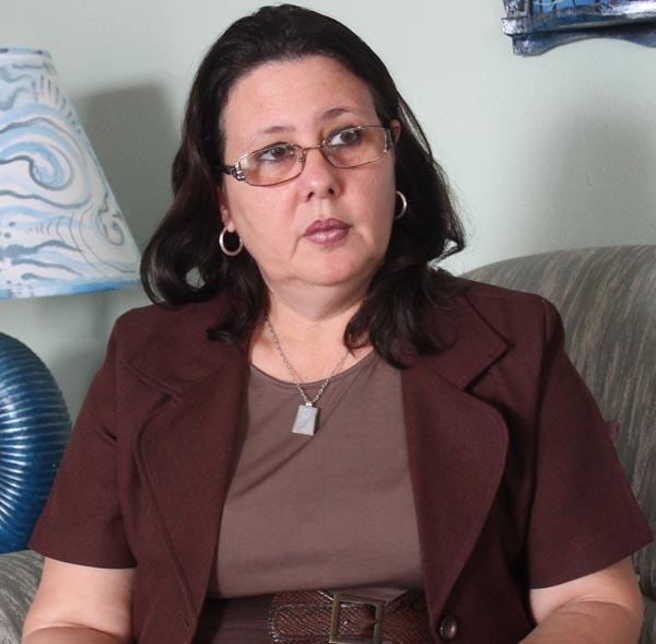 Cuba Ambassador Lissette Perez
