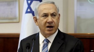 "Prime Minister Netanyahu said that ""whoever chooses Hamas does not want peace""."