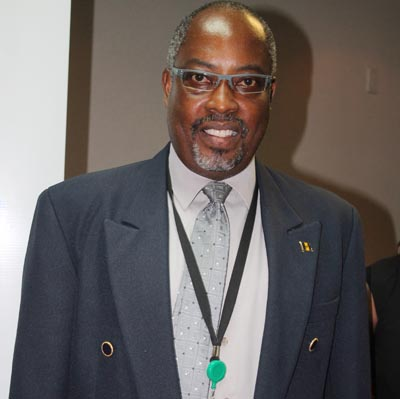 Portfolio manager of Private Sectors Development Unit with the CDB, Peter Blackman.