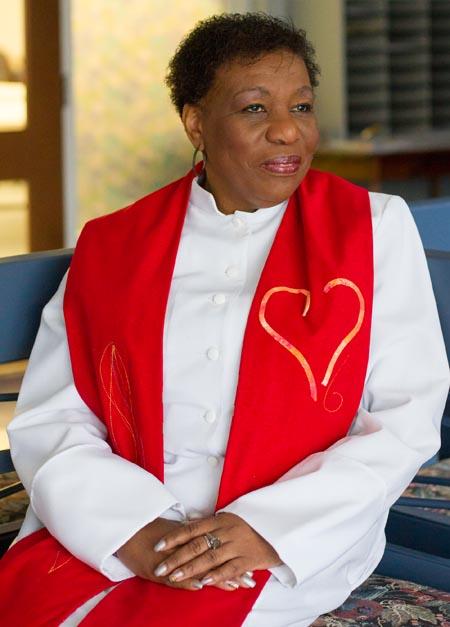 Rev. Laurel Scott
