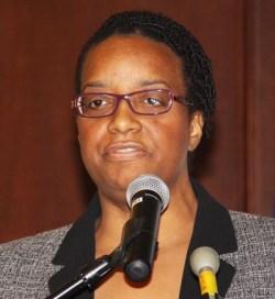 BCCI President Tracey Shuffler