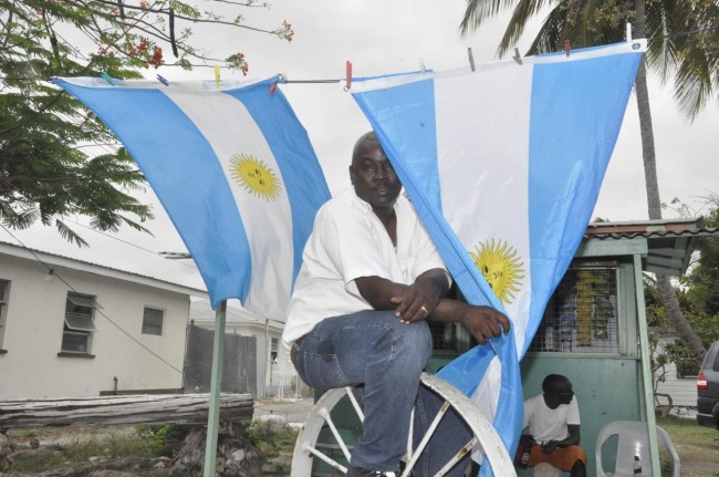 According to Cyril Archer Argentina will defeat Germany 2-0.