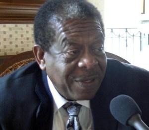 CCJ President Sir Dennis Byron