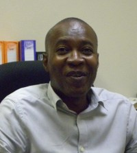 Acting manager of the Bridgetown Fisheries Complex Sherlock King.