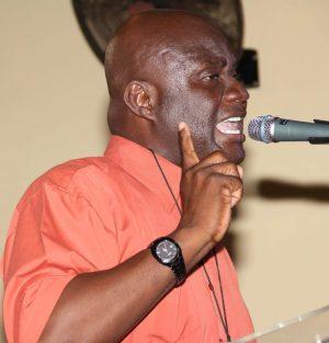 Rev Charles Morris