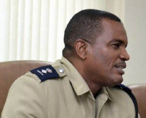 Acting Assistant Commissioner of Police Erwin Boyce