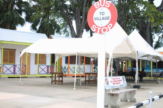 The Village Experience is open for business.