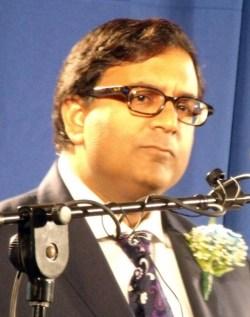 Economist Avinash Persaud.