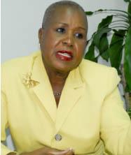 NOW head Marilyn Rice-Bowen