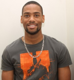 Barbadian middleweight amateur boxer Cabral Barriteau Foster