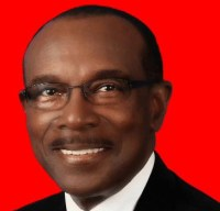 Antigua's Minister of Health Molwyn Joseph