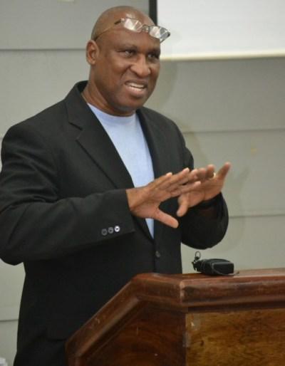 Ewart Layne explains why the revolution in Grenada imploded on October 19, 1983.