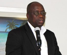 CEO of the Barbados Agricutural Society James Paul