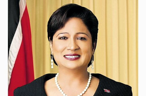 Prime Minister of Trinidad and Tobago - Kamla Persad-Bissessar