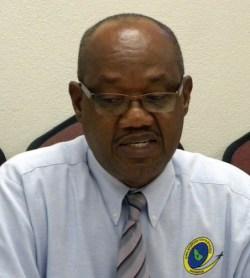CTUSAB president Cedric Murrell