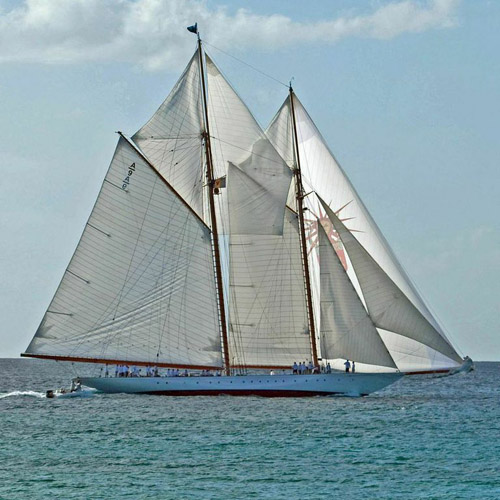 Barbados to benefit substantially from sailing series.