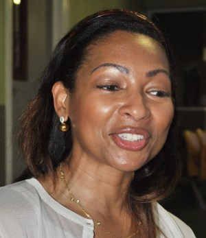 Programme's consultant facilitator, Barbadian Donna St Hill