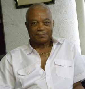 Former Chairman of CLICO Holdings Barbados Limited Leroy Parris