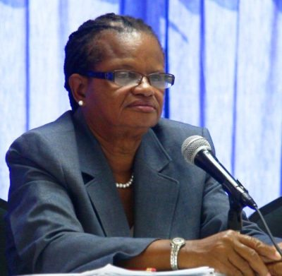 Roslyn Smith will continue as acting general secretary for now.