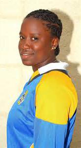 Charlene Taitt led UWI Blackbirds' batting efforts. (FP)
