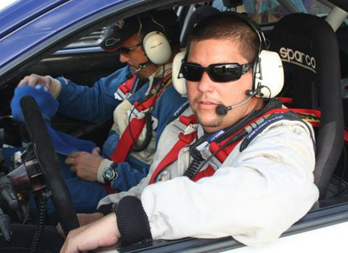 Jeffrey Panton will be returning for Sol Rally Barbados 2015.