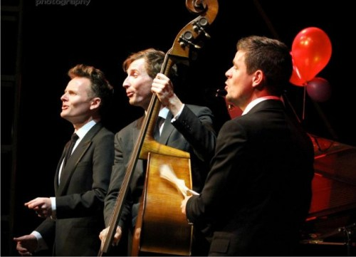 Joe Stilgoe Trio