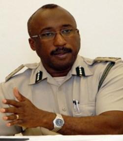 Superintendent of Prisons Colonel John Nurse