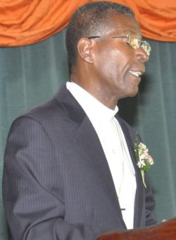 Reverend Keith Griffith