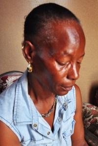Missing man's mother, Pamela Holford