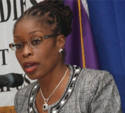 Senator Irene  Sandiford-Garner