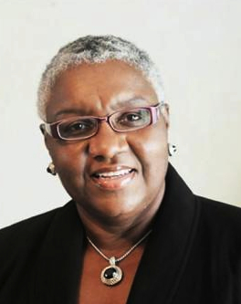 President of Netball Jamaica Marva Bernard