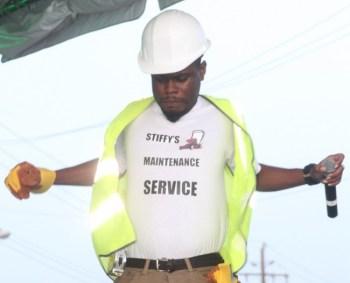 Stiffy De Maintenance Man
