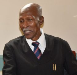 tribunal's chairman, Hal Gollop, QC